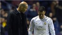 Vì sao Hazard chưa thể tỏa sáng ở Real Madrid?