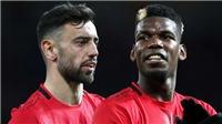 Góc phân tích: Pogba và Bruno Fernandes có thể chơi cùng nhau ở MU?