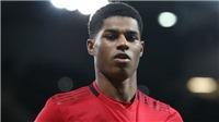 MU: Rashford chơi tốt, thực sự đang tiếp bước Ronaldo ở Old Trafford