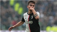 Juventus: Dybala dương tính trở lại với Covid-19