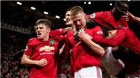 Vì sao MU tràn trề hi vọng vào top 4 Ngoại hạng Anh?