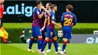 Celta 2-2 Barcelona: Messi, Suarez tỏa sáng, Barca vẫn có nguy cơ nhìn Real Madrid vô địch