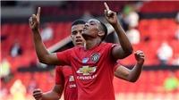 ĐIỂM NHẤN MU 3-0 Sheffield: 'Sát thủ' Martial, nghệ sĩ Pogba. MU quyết vào top 4