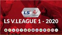 Trực tiếp bóng đá. Than Quảng Ninh vs Hà Tĩnh. Trực tiếp V-League 2020. VTV6