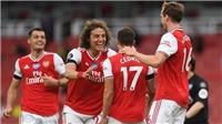 Arsenal 4-0 Norwich: Aubameyang lập cú đúp, Pháo thủ vẫn mơ dự cúp châu Âu