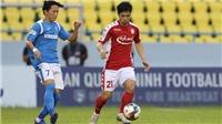Quảng Ninh 0-3 TPHCM: Công Phượng tỏa sáng, TPHCM lên đầu bảng V-League