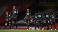 Liverpool thua lãng xẹt, Van Dijk nhận lỗi. Klopp vẫn... hài lòng