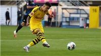 Chuyển nhượng bóng đá Anh 2/8: Sancho sẽ mặc áo số 7 hoặc 11. Man City mua liền 2 cầu thủ