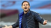 Chelsea thua, sắp bị MU vượt mặt, Lampard nói gì?
