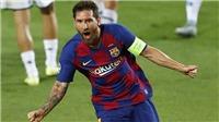 TIẾT LỘ: Messi có thể ở lại Barcelona tới hè 2021