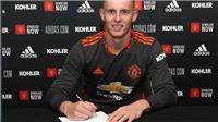 Bóng đá hôm nay 27/8: MU ký hợp đồng dài hạn với Henderson. Chelsea chính thức có Ben Chilwell