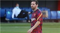 Koeman: 'Messi mâu thuẫn với CLB, không phải tôi'