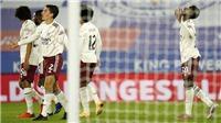 Leicester 0-2 Arsenal: Sao trẻ tỏa sáng, Arsenal 'B' vào vòng 4 cúp Liên đoàn