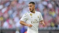 Hazard mất giá tới 100 triệu euro sau khi gia nhập Real Madrid