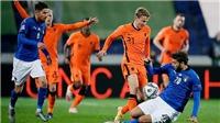 Ý 1-1 Hà Lan: Sao MU tỏa sáng, Hà Lan khiến Italy mất ngôi đầu