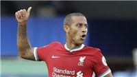 Chỉ một pha bóng, Thiago chứng tỏ là lựa chọn hoàn hảo với Klopp và Liverpool