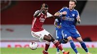 Arsenal: Thua Leicester, Arteta vẫn có thể vui vì Thomas Partey