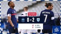 Pháp 0-2 Phần Lan: Pogba mờ nhạt, Les Bleus thua sốc sân nhà