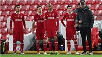 Vì sao Liverpool gặp khó khăn sau trận thua Atalanta?