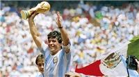 Diego Maradona: Những con số của một thiên tài