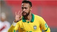 Neymar hẹn hò ngôi sao nhạc pop đồng hương