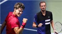 Dominic Thiem vs Medvedev: Đại chiến tại Chung kết ATP Finals