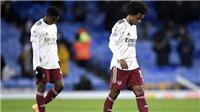 Arsenal đại khủng hoảng: Mikel Arteta thừa nhận đã bất lực hoàn toàn