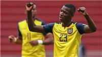 Tin bóng đá MU 23/12:  Mua tuyển thủ Ecuador, sắp có hậu vệ trái hàng đầu Châu Âu