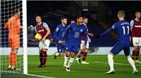 Chelsea 3-0 West Ham: Abraham lập cú đúp, Chelsea áp sát top 4