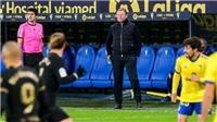 Barca khởi đầu tệ nhất 30 năm qua: Ronald Koeman tức giận chưa từng thấy