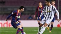 Juventus đánh bại Barca: Ngày Ronaldo che mờ Messi