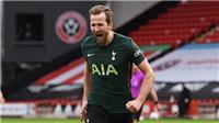 Sheffield 1-3 Tottenham: Son Heung Min, Harry Kane lại tỏa sáng, Spurs vào Top 4