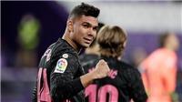 Valladolid 0-1 Real Madrid: Thắng chật vật, Real Madrid sống lại hi vọng vô địch