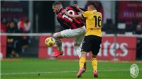 Milan 1-1 Udinese: Thoát thua phút chót, Milan xa dần Scudetto