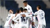 ĐIỂM NHẤN Atalanta 0-1 Real Madrid:Chiến thắng của kinh nghiệm. Real Madrid 'nhớ' Ronaldo.