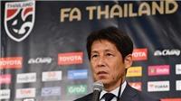 HLV Akira Nishino thừa nhận Thái Lan gặp tổn thất lớn trước trận gặp UAE