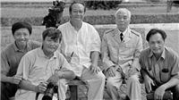 Xem những 'khoảnh khắc vàng' về Đại tướng Võ Nguyên Giáp của Nguyễn Đình Toán và Trần Định