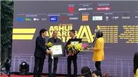 Trao giải Ashui Awards 2018: 'Ngôi nhà Đức' nhận 2 giải thưởng