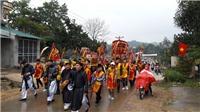 """Chờ """"nâng cấp"""" lễ hội Tản Viên Sơn Thánh thành di sản thế giới"""