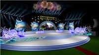 Trình diễn nhạc kịch 'Huyền thoại thần Độc Cước' tại Lễ hội du lịch biển Sầm Sơn