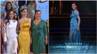 Bán kết Hoa hậu Chuyển giới Quốc tế 2019: Hương Giang nổi bật, Nhật Hà tỏa sáng