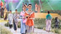 Lễ hội Áo dài 2019: NTK Tiến Doãn ra mắt BST 'Thương yêu Đất Mẹ'