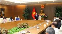 Phó Thủ tướng Vũ Đức Đam: Kỳ vọng Hiệp hội Điện ảnh Việt Nam sẽ làm phim về lịch sử