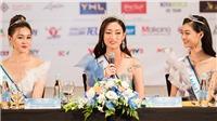 VIDEO: Tân Hoa hậu Lương Thuỳ Linh bình tĩnh đáp trả tin đồn mua giải