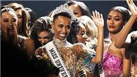Người đẹp Nam Phi Zozibini Tunzi đăng quang Hoa hậu Hoàn vũ Thế giới 2019