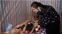 Ca sĩ Đinh Hiền Anh tổ chức đêm nhạc ủng hộ bà con vùng lũ miền Trung