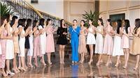 Hoa hậu Việt Nam 2020: Top 35 bước vào hành trình đầu tiên – Người đẹp Nhân ái