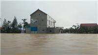 Quảng Bình và Hà Tĩnh: Khuyến cáo người dân không đi qua các tuyến đường ngập sâu