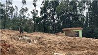 Vụ sạt lở tại Thủy điện Rào Trăng 3: Tìm thấy ba thi thể tại vị trí Đoàn công tácbị vùi lấp ở khu vực Tiểu khu 67