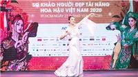 Hoa hậu Việt Nam 2020: Các người đẹp gây bất ngờ với phần thi tài năng